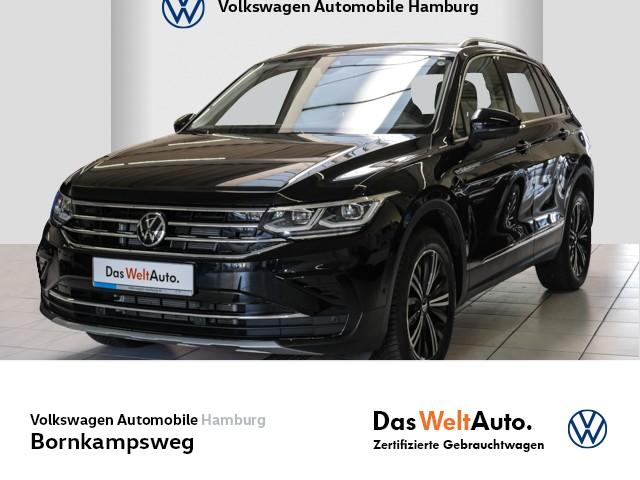 Volkswagen Tiguan 1,5 TSI Elegance DSG NAVI,KAMERA,LM18, Jahr 2020, Benzin
