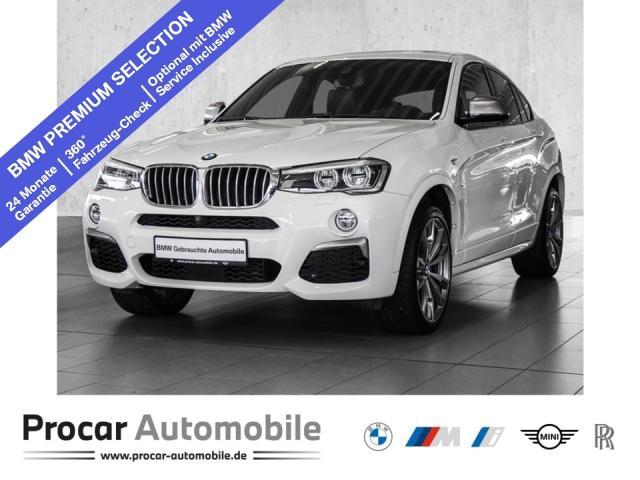 BMW X4 M40i M Sportpaket Innovationsp. Navi Prof., Jahr 2018, Benzin