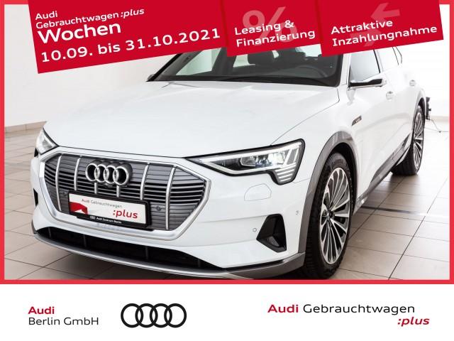 Audi e-tron Sportback advanced 50 qu. LED NAVI LEDER, Jahr 2021, Elektro