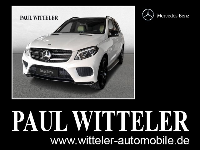 Mercedes-Benz GLE 43 AMG 4MATIC EXCLUSIVE/Night/Comand/AHK/Pan, Jahr 2016, Benzin