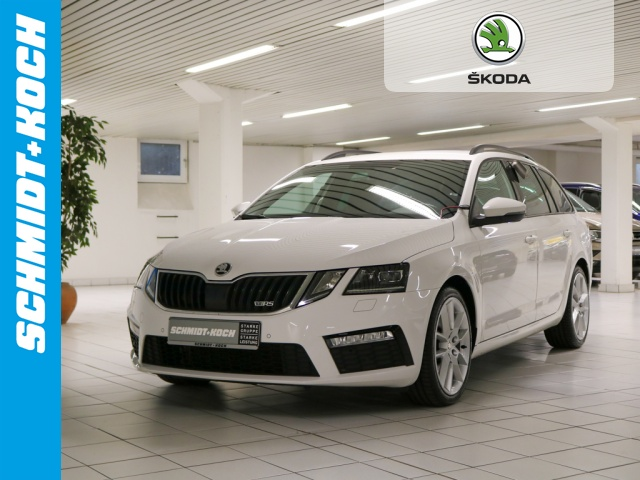 Skoda Octavia Combi 2.0 TDI RS DSG, ACC, Navi LED, 18, Jahr 2017, Diesel