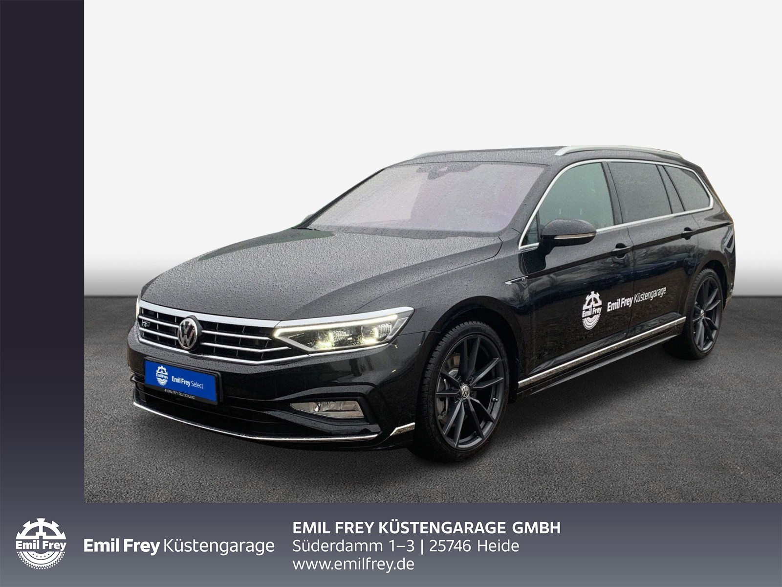 volkswagen passat variant r-line 2,0tdi dsg 4m led navi ahk, jahr 2020, diesel