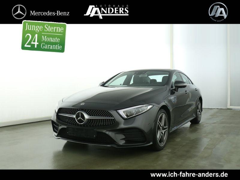 Mercedes-Benz CLS 400 d 4M AMG+DISTR+Widescreen+Multibeam+360°, Jahr 2018, diesel