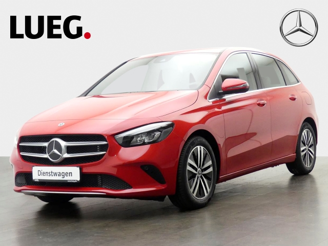 Mercedes-Benz B 160 Progressive LED+TOTW+KAMERA+PTS+SHZ+MBUX, Jahr 2019, petrol