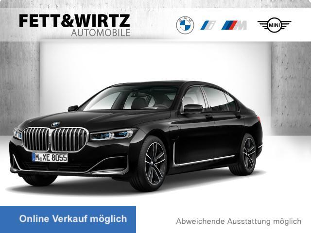 BMW 745Le xDrive Limousine Leas. ab 996,- br. o. Anz, Jahr 2020, Hybrid