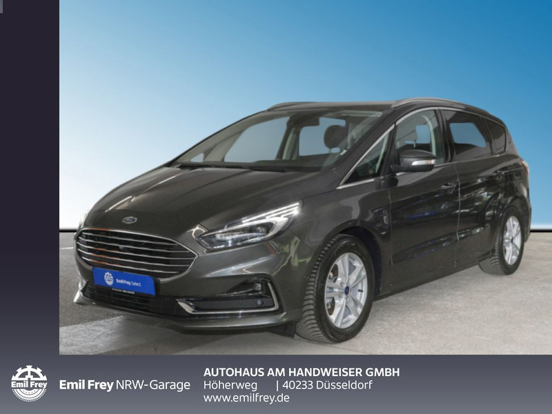 Ford S-Max 2.0 EcoBlue Aut. TITANIUM, ACC, Navi, 7Sitzer, Jahr 2020, Diesel