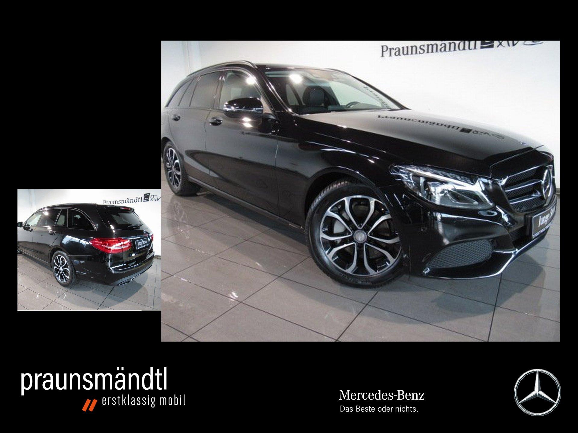 Mercedes-Benz C 250 T Avantgarde Night Navi/Standhz/LED/Distro, Jahr 2015, Benzin
