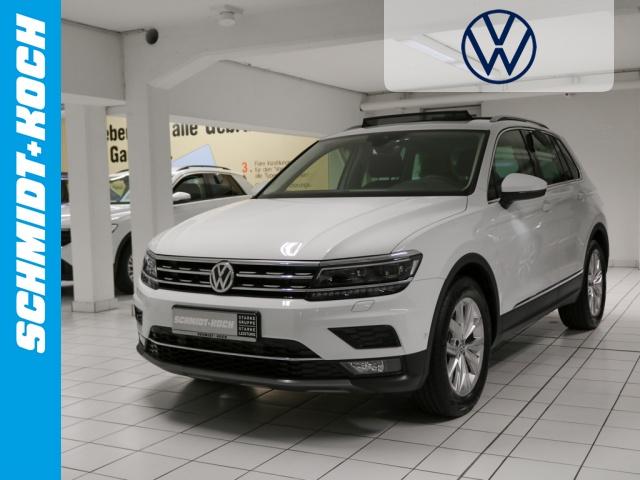 Volkswagen Tiguan 1.5 TSI BMT OPF Highline DSG, eSD, Navi, Jahr 2020, Benzin