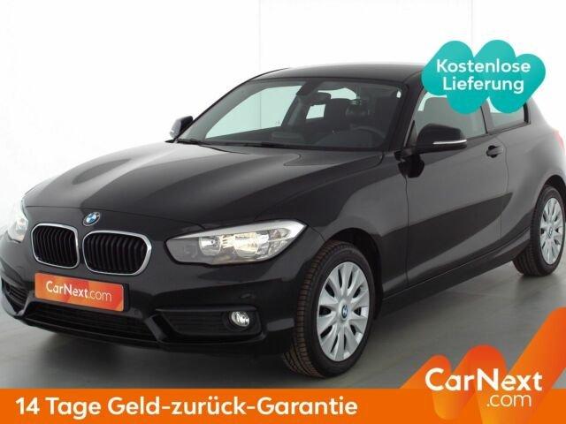 BMW 1 116i Advantage, Jahr 2017, Benzin