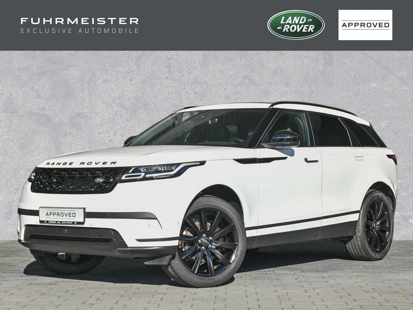 Land Rover Range Rover Velar 2.0d SE   ACC   Toter-Winkel   Pano, Jahr 2018, Diesel