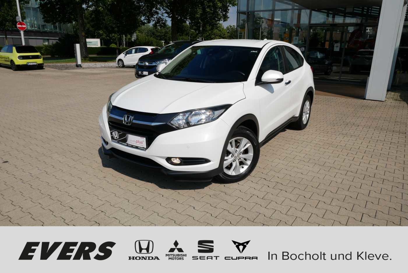 Honda HR-V 1.5 i-VTEC ELEGANCE BLUETOOTH+TEMPOMAT, Jahr 2016, Benzin