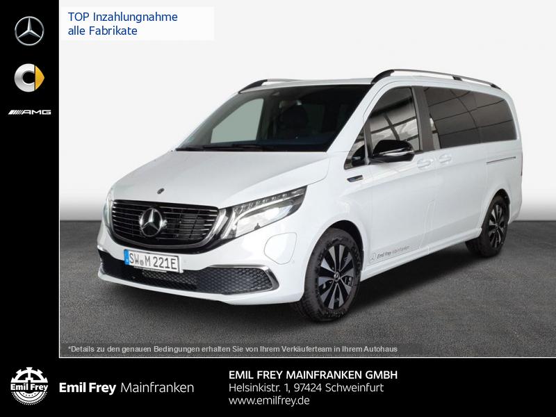 Mercedes-Benz EQV 300 lang *0% Finanzierung*, Jahr 2020, Elektro