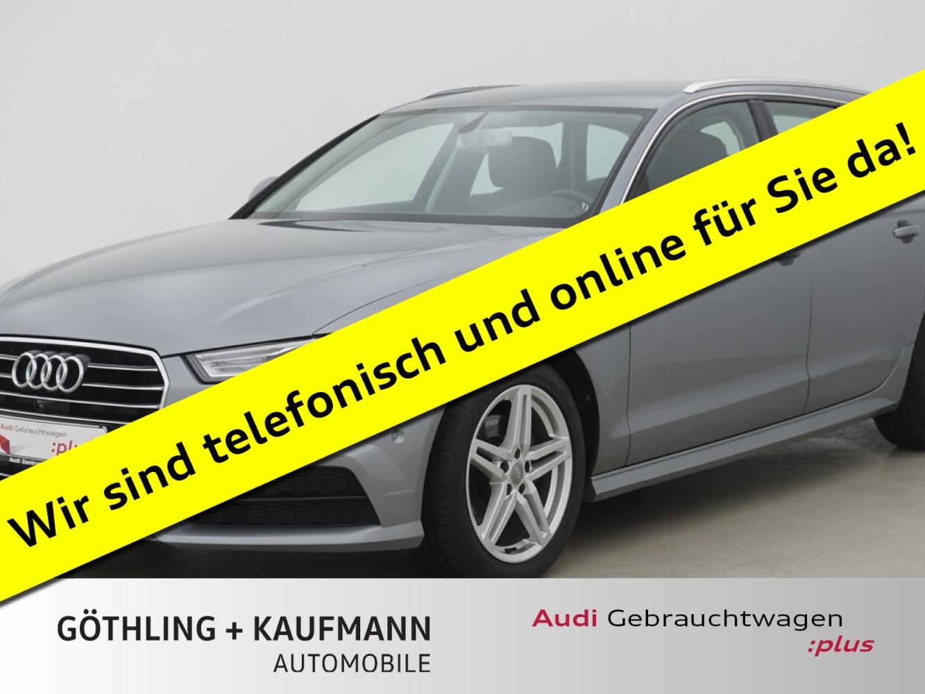 Audi A6 Avant 2.0 TDI qu S tro. 140kW*Kamera*Leder*ph, Jahr 2017, Diesel