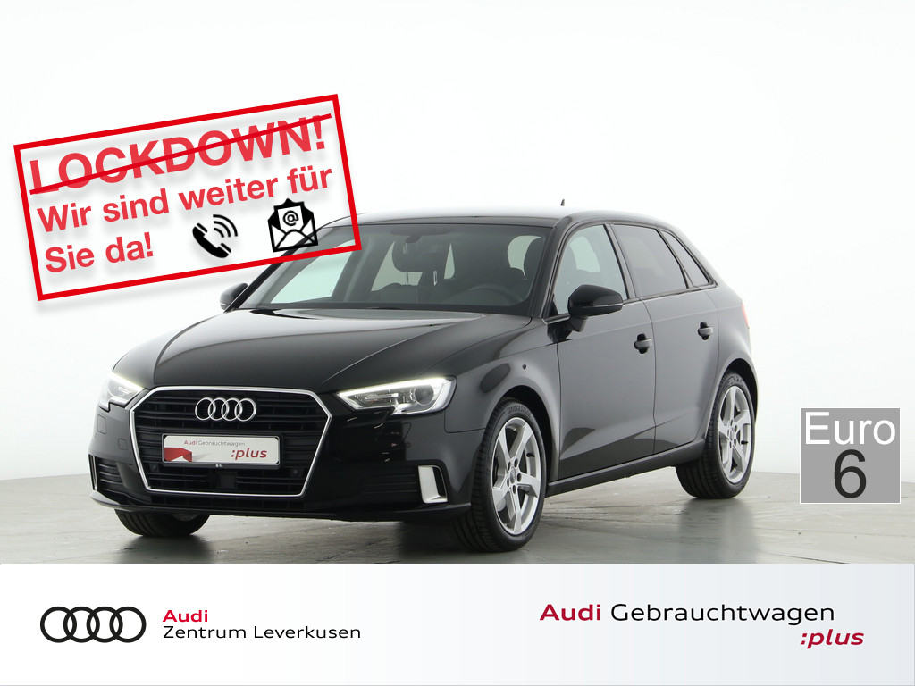 Audi A3 Sportback 1.6 sport, Jahr 2017, Diesel