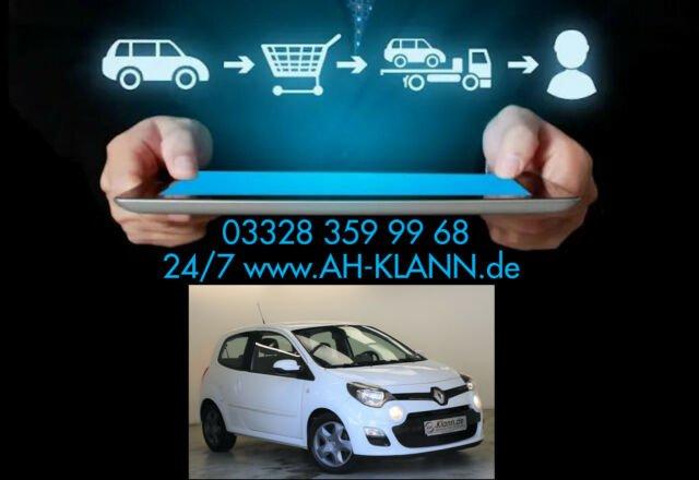 Renault Twingo 1.2 75PS Paris Klima Bluetooth Tempomat, Jahr 2013, Benzin