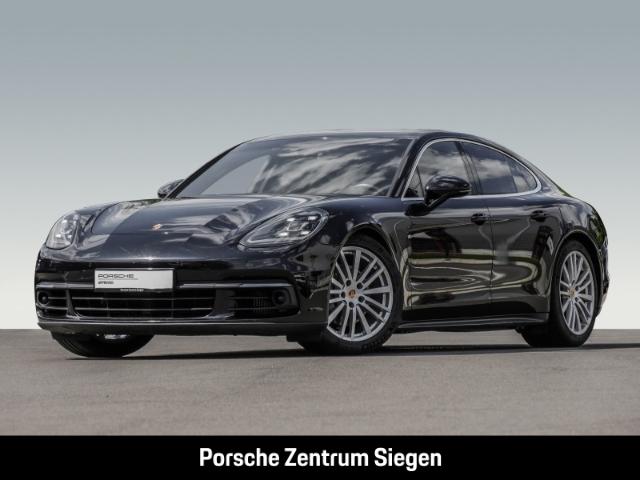 Porsche Panamera 4S LED Navi Keyless AD Dyn. Kurvenlicht e-Sitze ACC Rückfahrkam. Allrad El. Heckklappe, Jahr 2016, Benzin