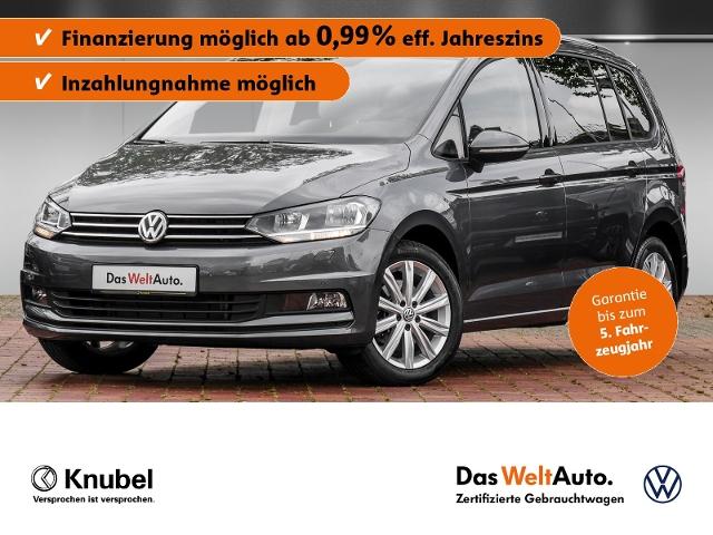 Volkswagen Touran Comfortline 2.0 TDI DSG RKamera Pano. Sta, Jahr 2020, Diesel