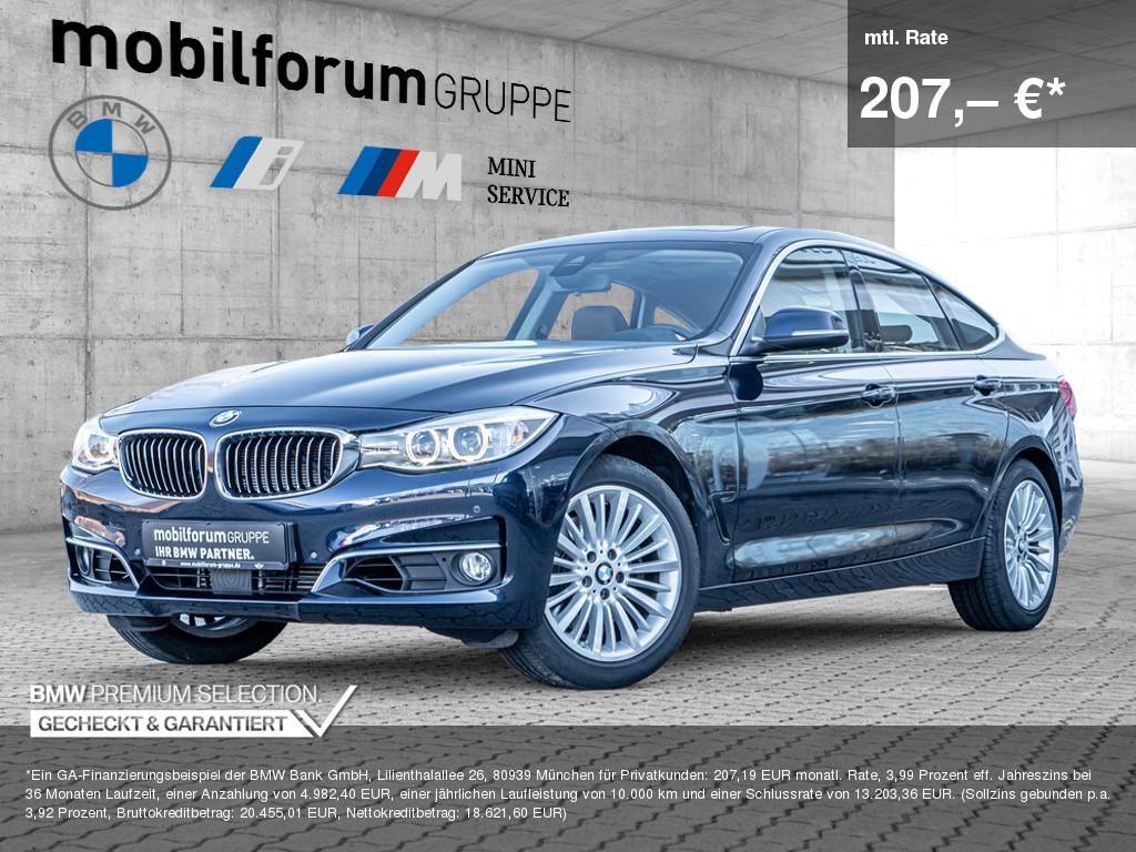 BMW 330d Gran Turismo xDrive, Jahr 2014, Diesel