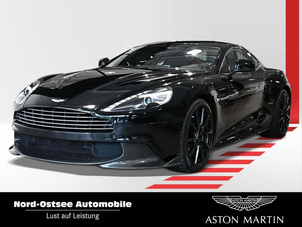 Aston Martin Vanquish S Coupé - Aston Martin Hamburg, Jahr 2018, Benzin