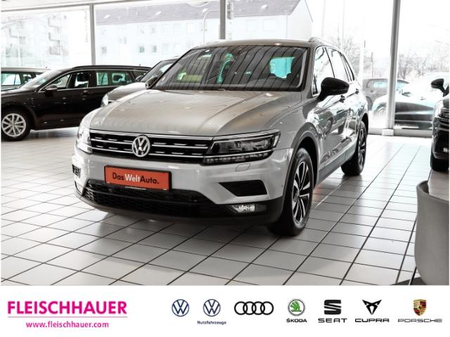 Volkswagen Tiguan IQ.DRIVE 1.5 TSI BMT LED NAVI ACC AHK, Jahr 2020, Benzin