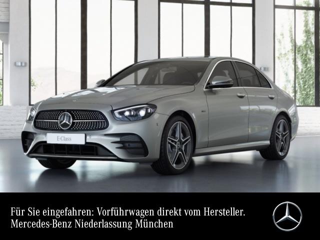 Mercedes-Benz E 300 de AMG+360+MultiBeam+Fahrass+Burmester+9G, Jahr 2020, Hybrid_Diesel