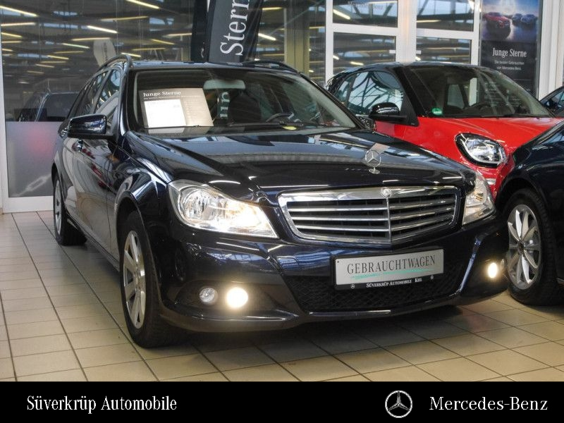 Mercedes-Benz C 180 T CDI Klimaauto/StartStop/6-Gang/Radio CD, Jahr 2012, diesel