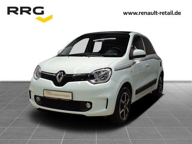 Renault TWINGO 3 1.0 SCE 75 LIMITED DELUXE FALTSCHIEBED, Jahr 2020, Benzin
