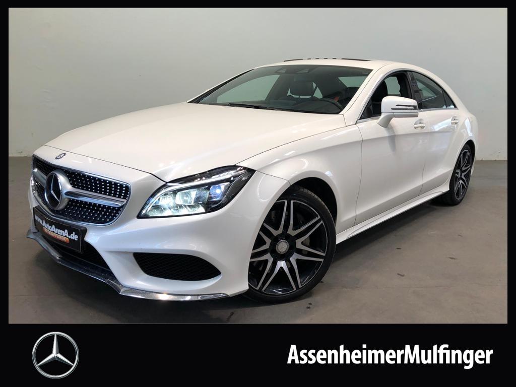 Mercedes-Benz CLS 500 4matic Coupé AMG **Airmatic/Sitzklima, Jahr 2016, Benzin