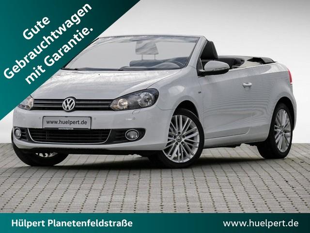 Volkswagen Golf VI Cabrio 1.2 Cup KLIMA GRA ALU17 SHZ PDC, Jahr 2015, Benzin