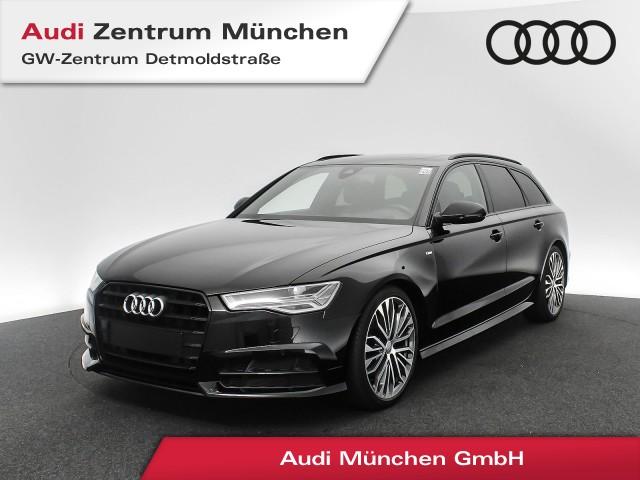 "Audi A6 Avant 2.0 TDI S line 20"" BOSE HUD Pano MatrixLED Navi Leder S tronic, Jahr 2017, diesel"