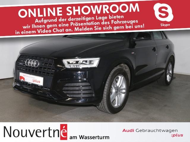 Audi Q3 2.0 TDI quattro sport S-Line, Navi, Jahr 2015, Diesel