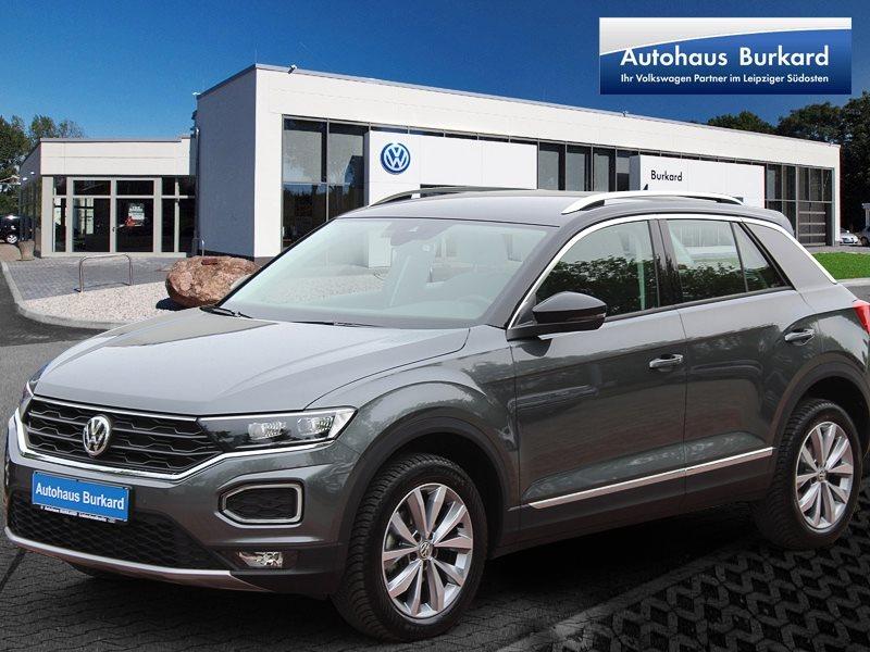 Volkswagen T-Roc AHZV, MP3-Wiedergabefunktion, Dachreling silber, Navi, Jahr 2018, Benzin