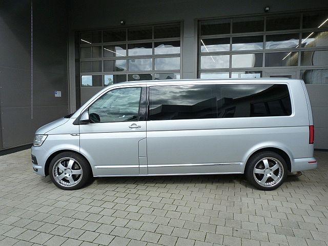 Volkswagen Caravelle Comfort, Navi, LED, Standheizung, .... KLIMA STANDHZG AHK, Jahr 2016, Diesel