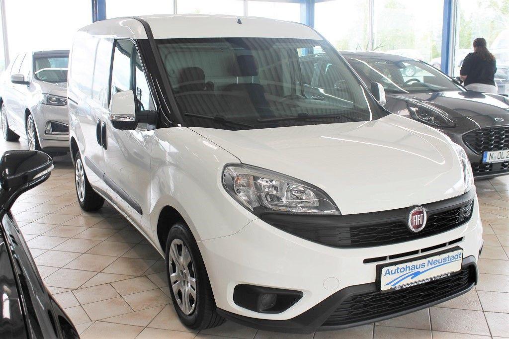 Fiat Doblo Cargo Kasten 3-Sitzer SX *Navi*Tempomat*, Jahr 2017, Diesel