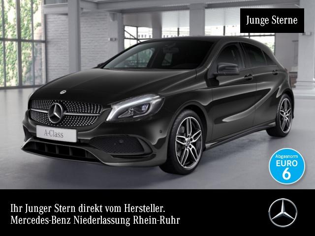 Mercedes-Benz A 180 AMG Pano LED Night Kamera Navi PTS 7G-DCT, Jahr 2017, Benzin