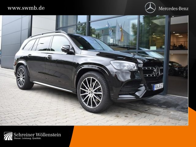 Mercedes-Benz GLS 400 d 4M AMG*Night*Head-Up*AHK*SHD*Distr*360, Jahr 2021, Diesel