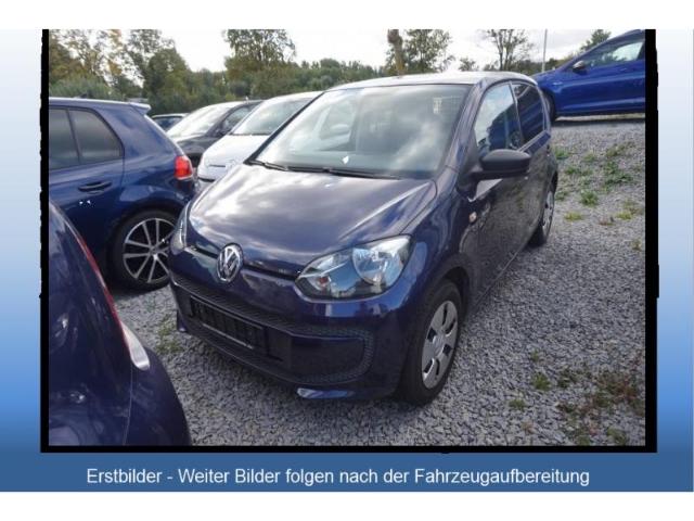 Volkswagen up! load 1.0 Klimaanlage Radio/CD, Jahr 2016, Benzin