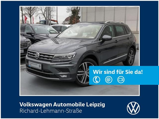 Volkswagen Tiguan Highline 2.0 TSI 4Motion DSG *AHK*LED*, Jahr 2017, Benzin
