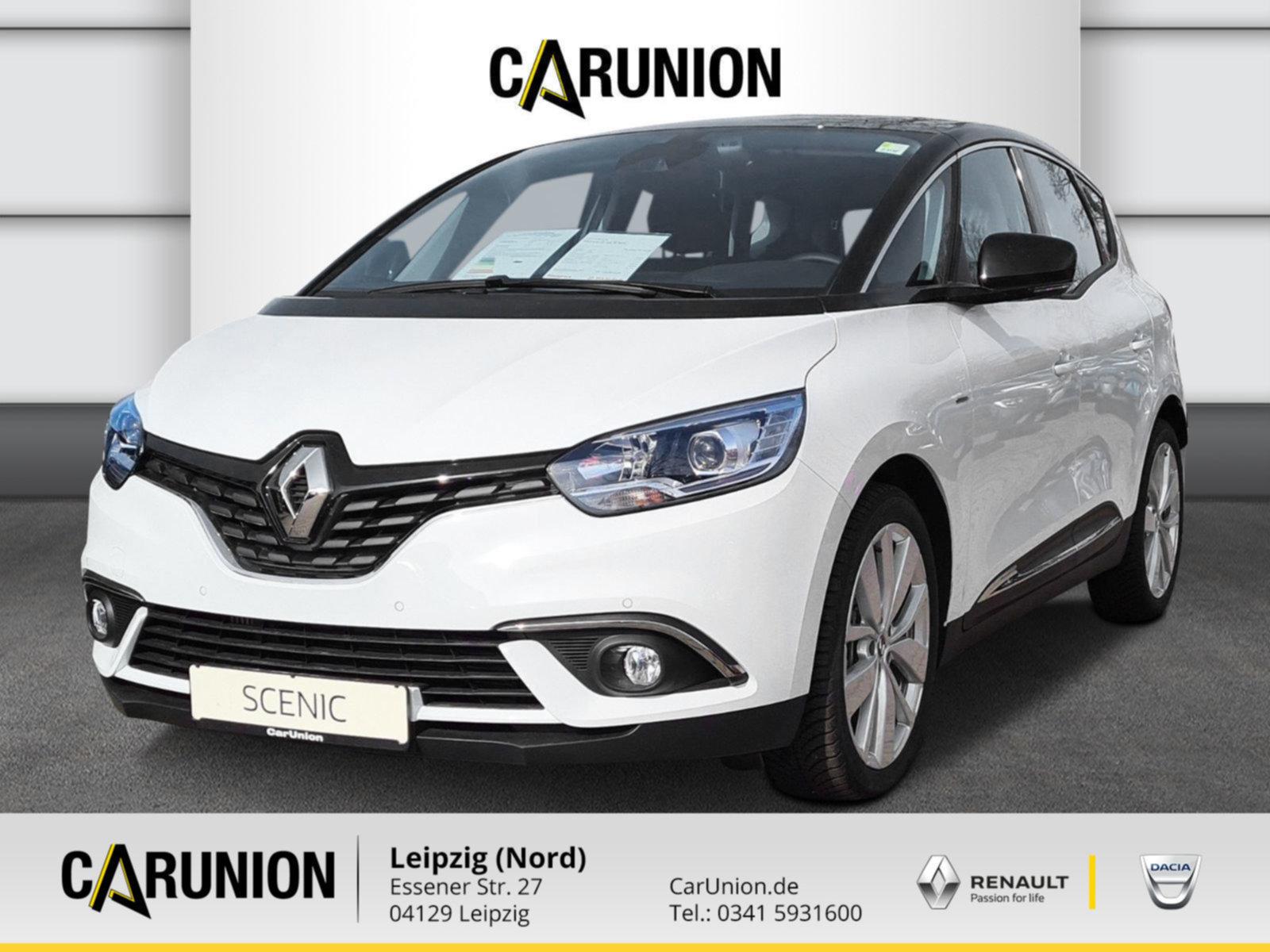 Renault Scenic LIMITED TCe 140 GPF NAVI KLIMA DAB, Jahr 2021, Benzin