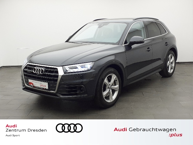 Audi Q5 3.0 TDI quattro Matrix LED ACC DAB, Jahr 2018, Diesel