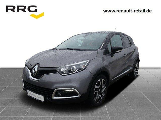 Renault Captur TCe 90 Intens, Jahr 2016, Benzin
