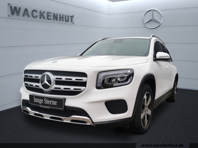 Mercedes-Benz GLB 250 4MATIC Progressive LED Offroad-Technik, Jahr 2020, Benzin