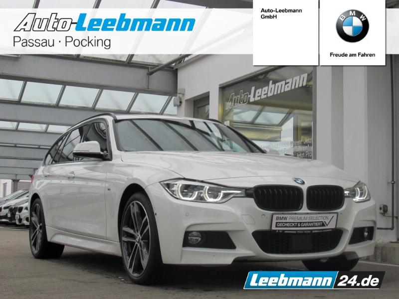 BMW 340i xDrive Touring M-Sport ACC/HK/360 2.J.GARAN, Jahr 2018, Benzin