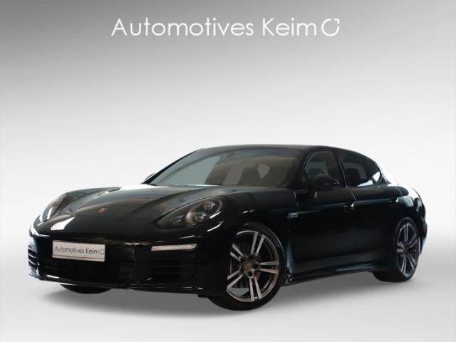 Porsche Panamera D SPORTSITZE LUFT SPORTDESIGN VOLL VOLL VOLL, Jahr 2014, Diesel