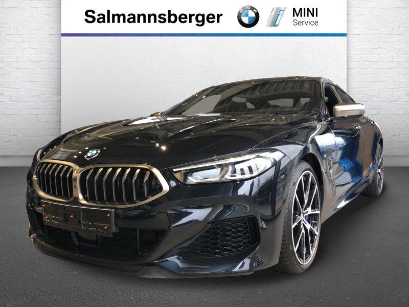 BMW M850i xDrive Gran Coupe Panoramadach Innovationspaket, Jahr 2021, Benzin