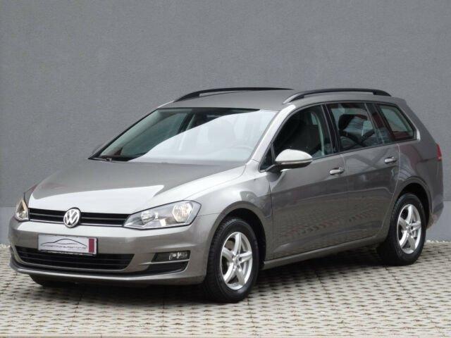 Volkswagen Golf Variant 1.6 TDI Trendline/Composition/LMF, Jahr 2014, Diesel