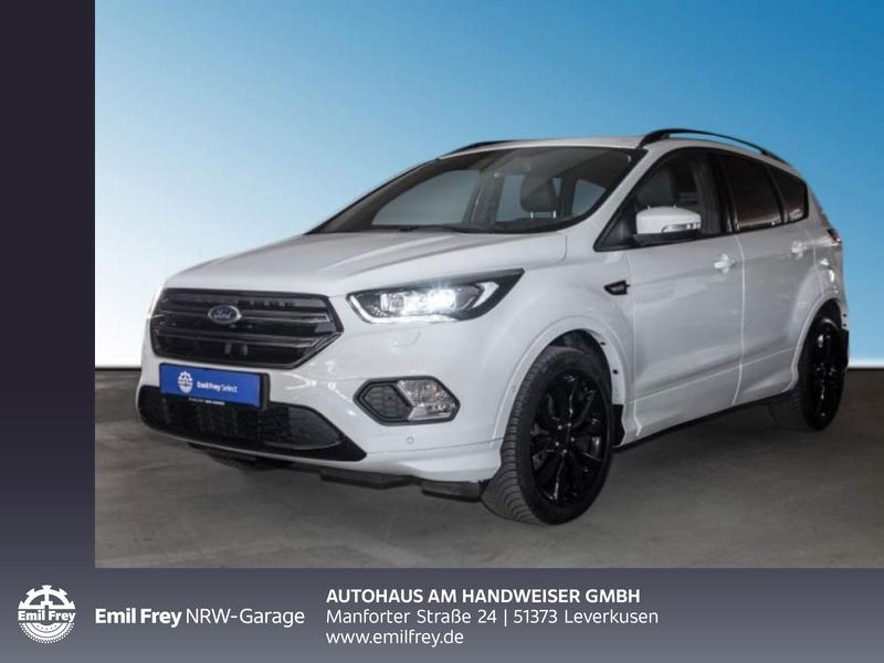 Ford Kuga 1.5 TDCi 2x4 Aut. ST-Line 88 kW, 5-türig, 19'' LMF,. Winter-Paket, Xenon, Rückfahrkamera, Jahr 2018, Diesel