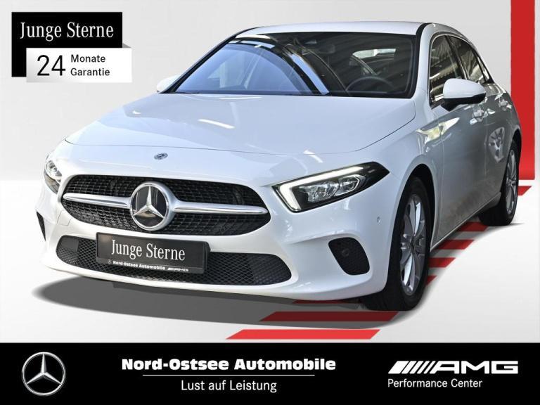 Mercedes-Benz A 180 d Progressive LED Navigation MBUX Sitzhzg, Jahr 2019, Diesel