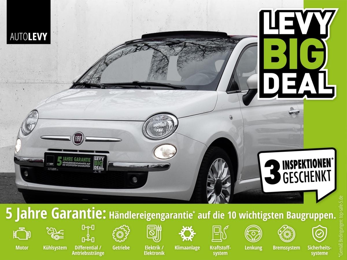 Fiat 500 C LOUNGE *Bluetooth*Klima*, Jahr 2014, Benzin