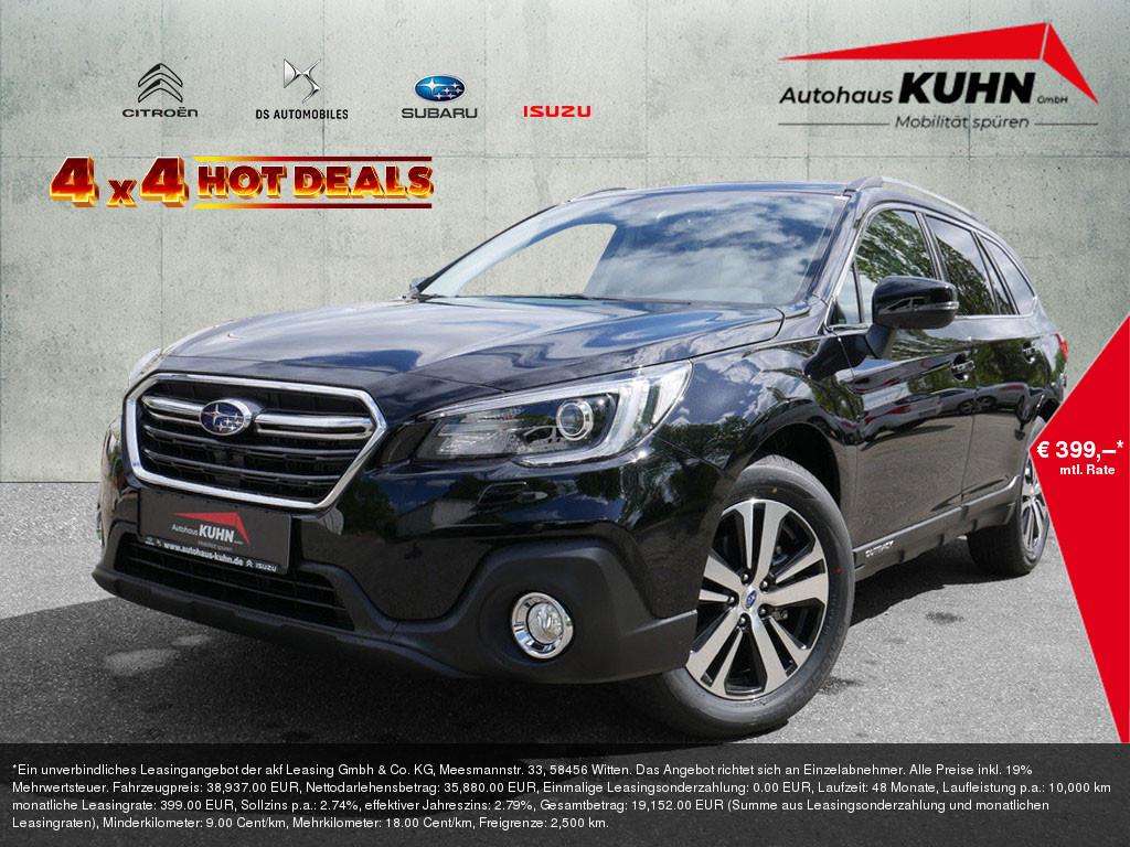 Subaru Outback 2.5i Sport Lineartronic, Jahr 2021, Benzin